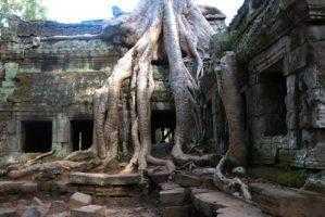 Затерянный город Ангкор Ват и тайны великой Азиатской цивилизации