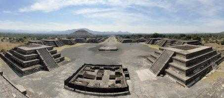 теотиуакан Загадки древних цивилизаций