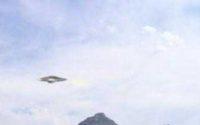 НЛО в Калифорнии