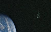 Инопланетный спутник