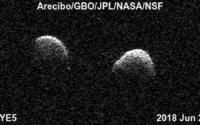 Двойной астероид