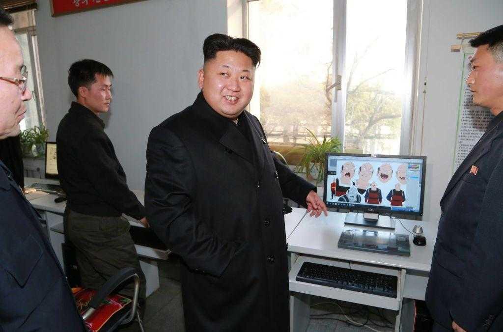интернет северной кореи