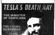 Луч смерти Тесла,