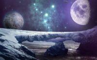 Вселенная пустого пространства, Что скрепляет Вселенную